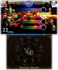 Theatrhythm Final Fantasy Curtain Call REVIEW VS Mode 002