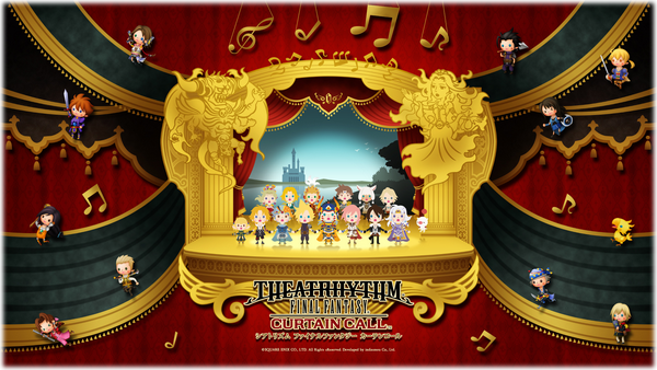 Theatrhythm Final Fantasy Curtain Call REVIEW Wallpaper 001