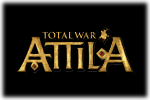 Total War Attlila logo black
