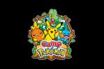 Camp Pokémon Logo black