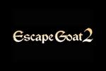 Escape Goat 2 Logo Black