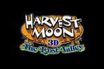 Harvest Moon The Lost Valley Logo black