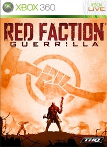 Red Faction Guerrilla cover 360