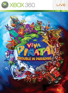 Viva PiñataTrouble in Paradise cover 360
