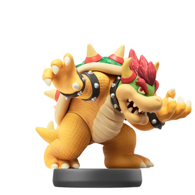 Amiibo Wave 3 10-11-14 Bowser