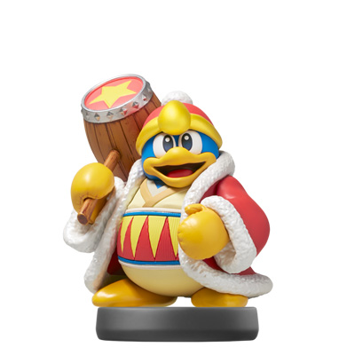 Amiibo Wave 3 10-11-14 King Dedede