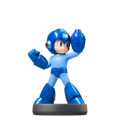 Amiibo Wave 3 10-11-14 Mega Man