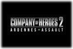 Company of Heroes 2 Ardennes Assault Logo black
