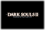 Dark Souls II Scholar of the First Sin Logo black