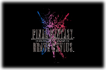 Final Fantasy Brave Exvius Logo black