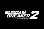 Gundam Breaker 2 Logo black
