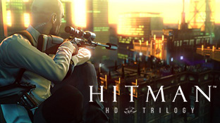 Hitman HD Trilogt PS Plus