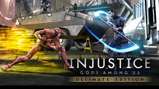 Injustice Gods Among Us PS Plus