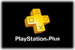 PlayStation Plus Logo black