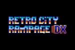 Retro City Rampage DX Logo black