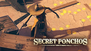 Secret Ponchos PS Plus