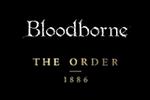 Bloodborne - The Order 1886 Logo black