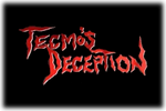 Deception Logo black