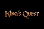 King's Quest Logo black