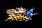 Naruto Shippuden Ultimate Ninja Storm 4 Logo black