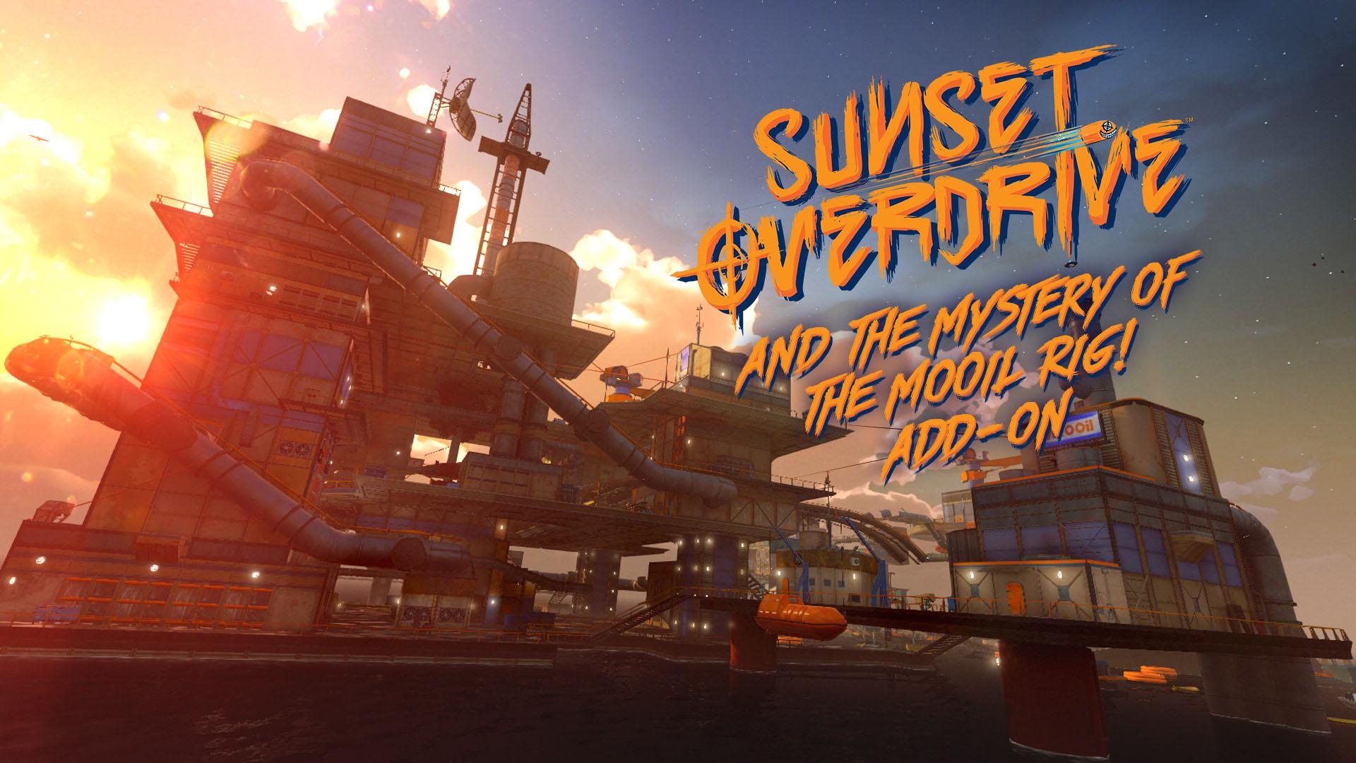 Sunset Overdrive DLC Mooil Rig