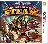 Code Name STEAM 3DS eShop cover