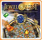 Jewel Quest The Sapphire Dragon 3DS eShop Logo