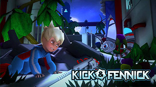 Kick & Fennick minibanner