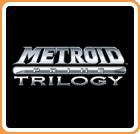 Metroid Prime Trilogy Wii U eShop Logo