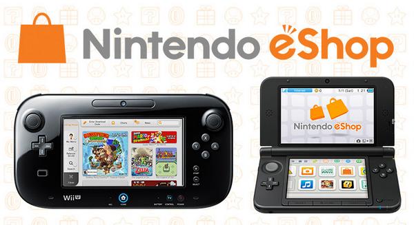 Nintendo eShop Banner