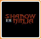 Shadow of the Ninja 3DS Wii U eShop Logo