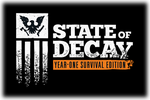 State of Decay Year One Survival Edition Logo black