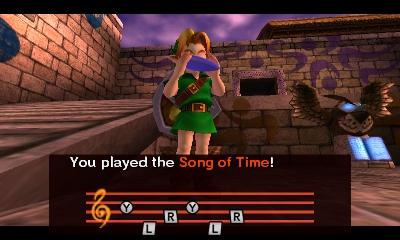 The Legend of Zelda Majora's Mask 3D 14-01-15 008