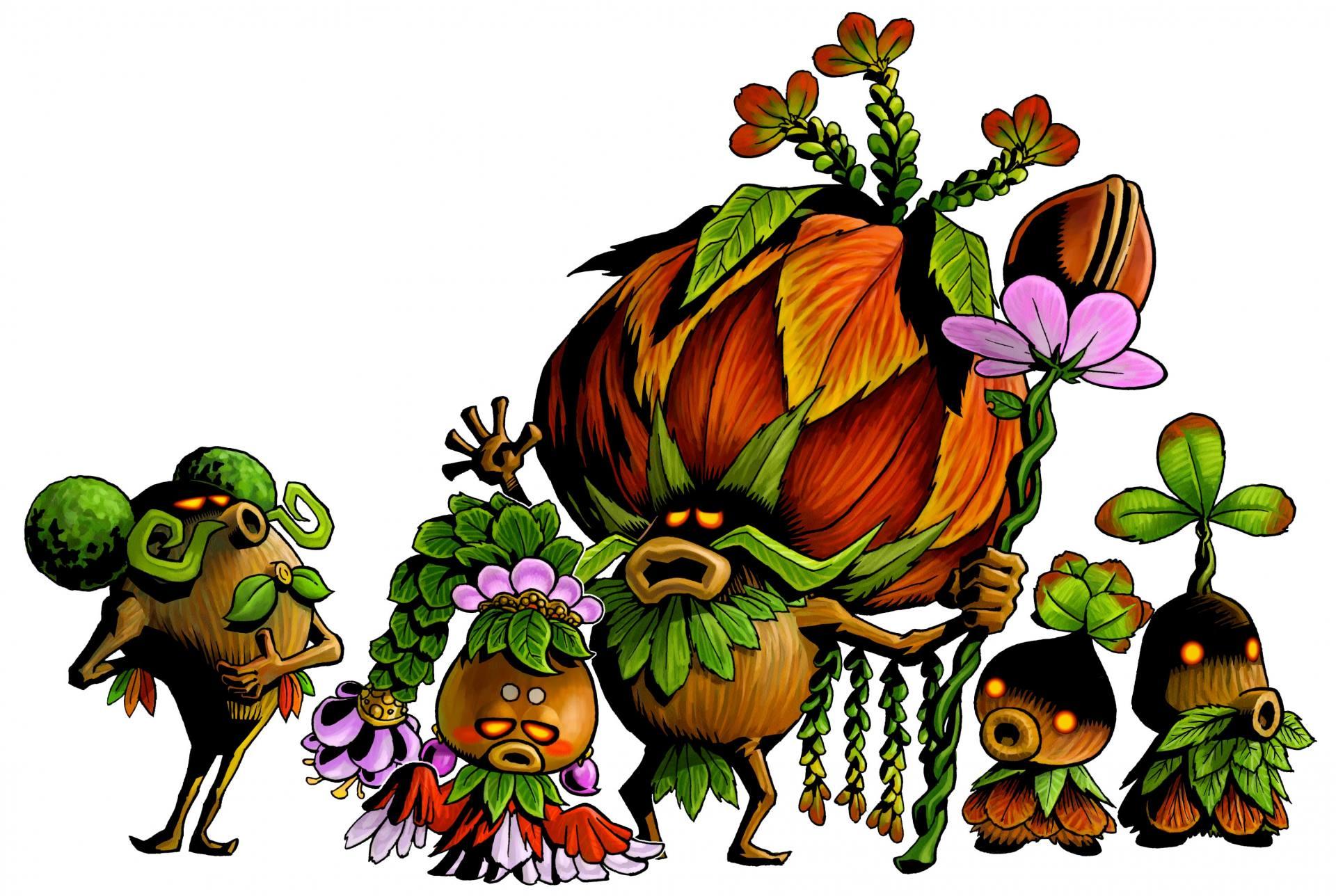 The Legend of Zelda Majora's Mask 3D 14-01-15 019