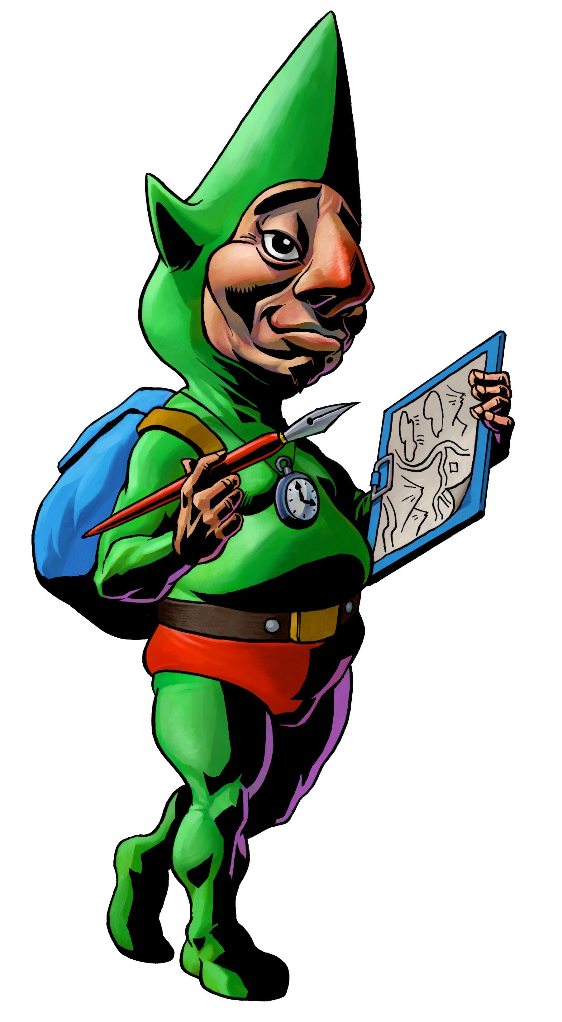 The Legend of Zelda Majora's Mask 3D 14-01-15 020