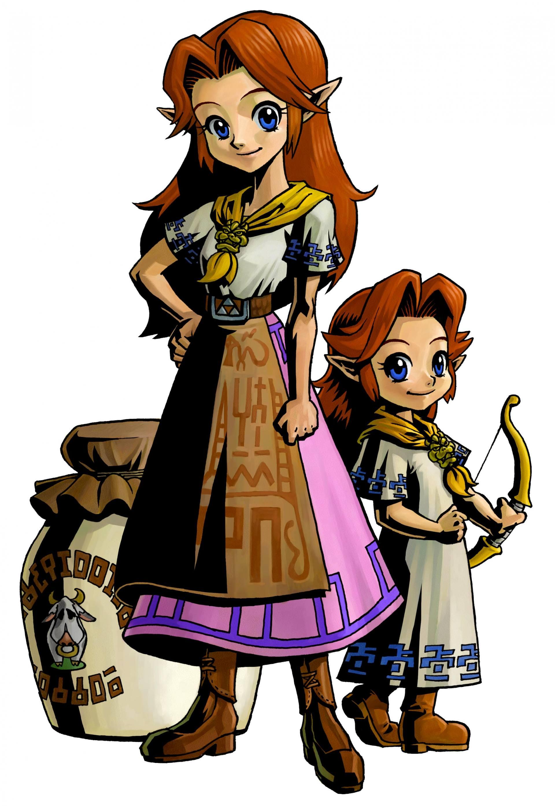 The Legend of Zelda Majora's Mask 3D 14-01-15 021