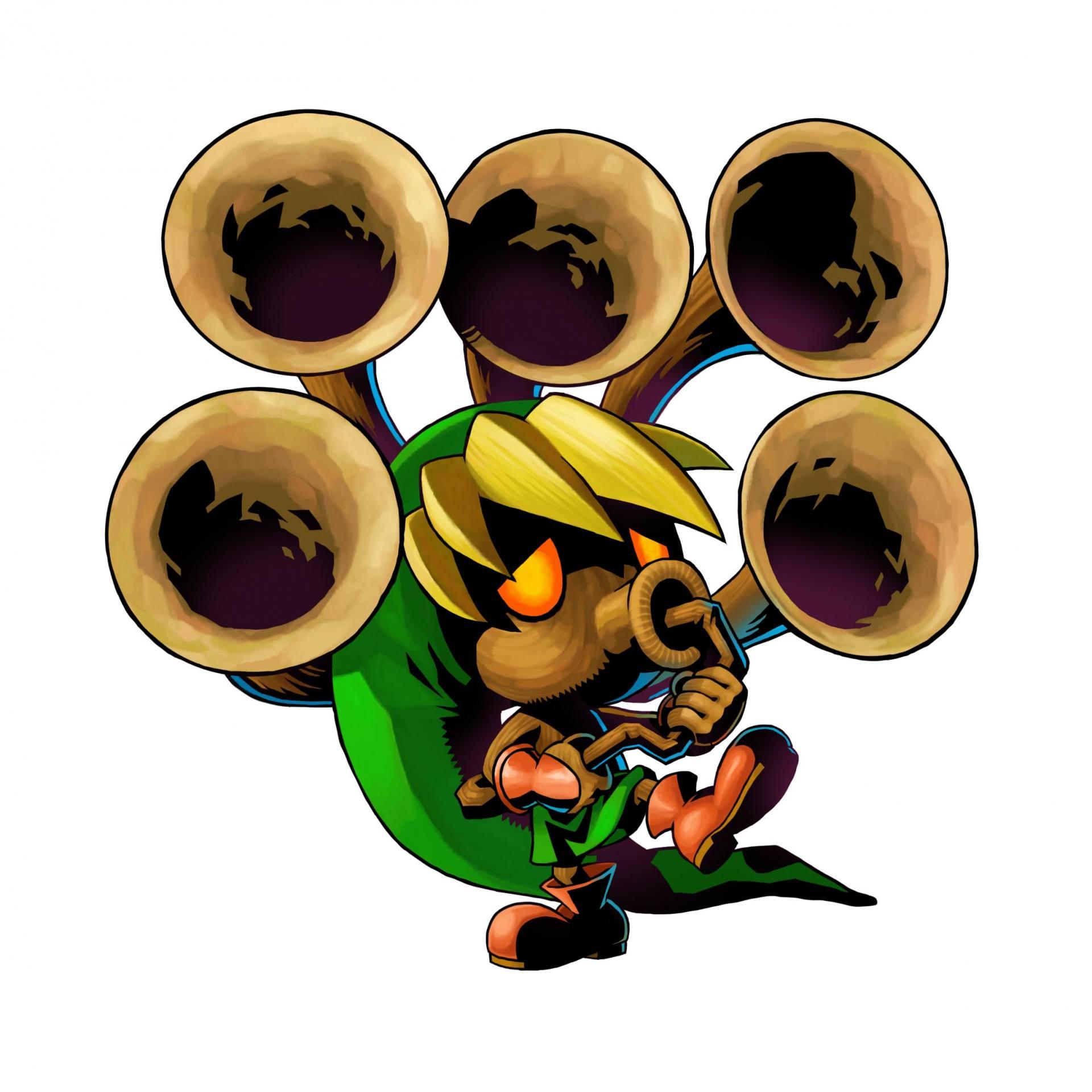 The Legend of Zelda Majora's Mask 3D 14-01-15 023