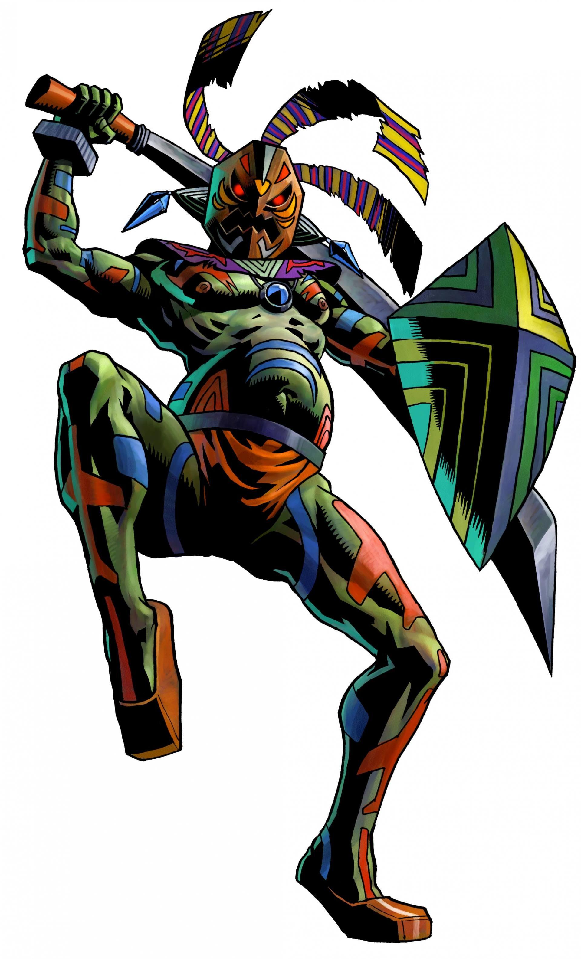 The Legend of Zelda Majora's Mask 3D 14-01-15 024