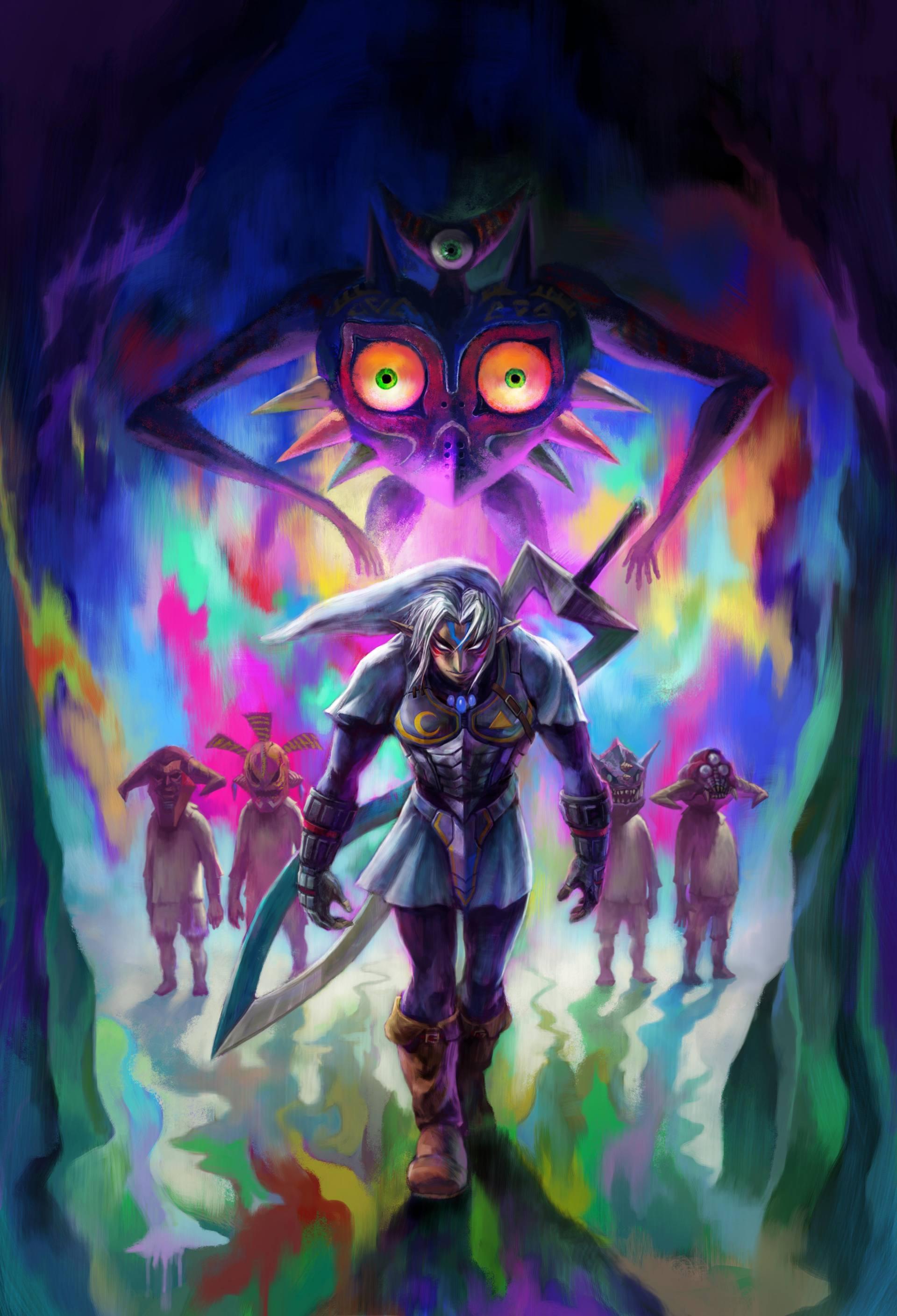 The Legend of Zelda Majora's Mask 3D 14-01-15 025