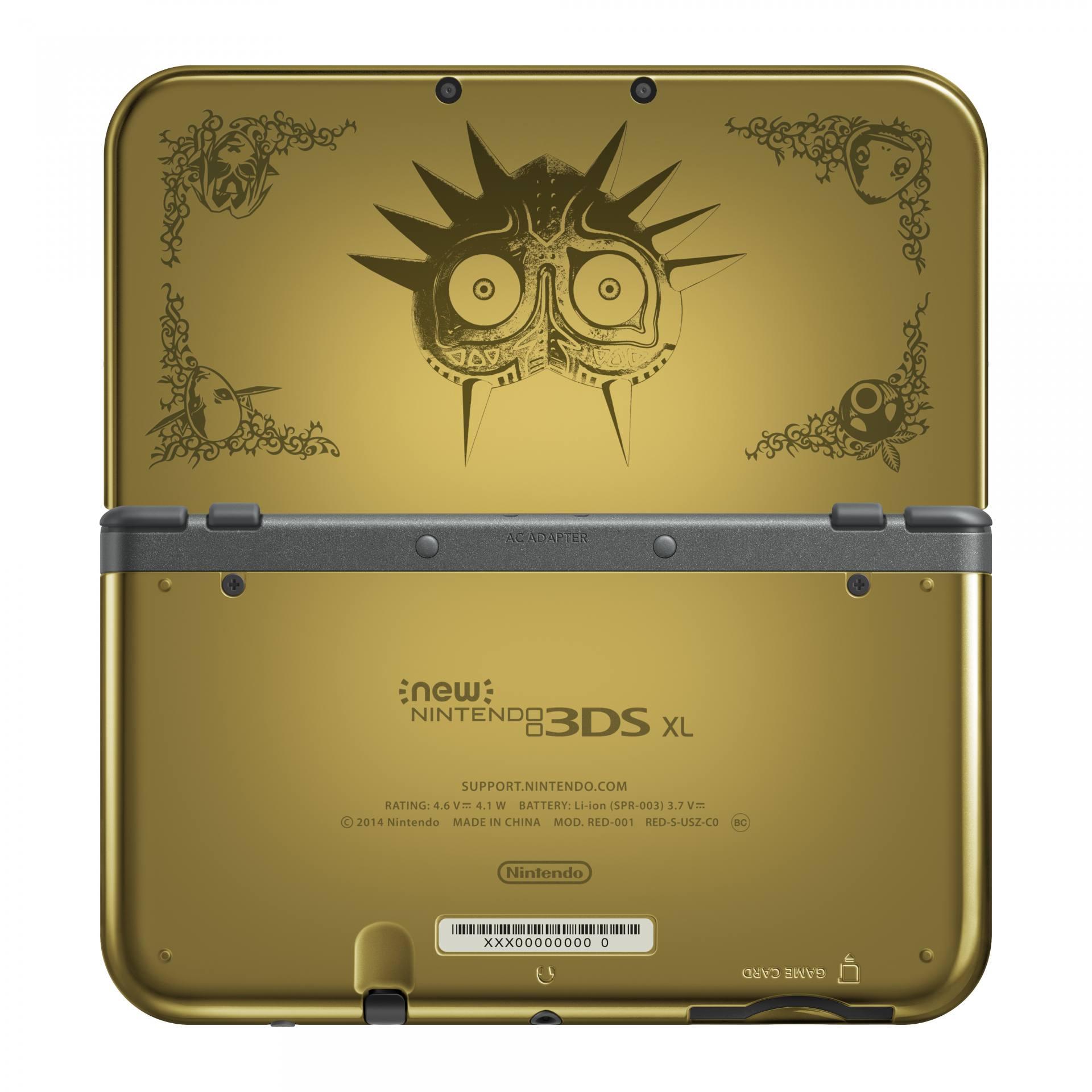 The Legend of Zelda Majora's Mask 3D 14-01-15 026