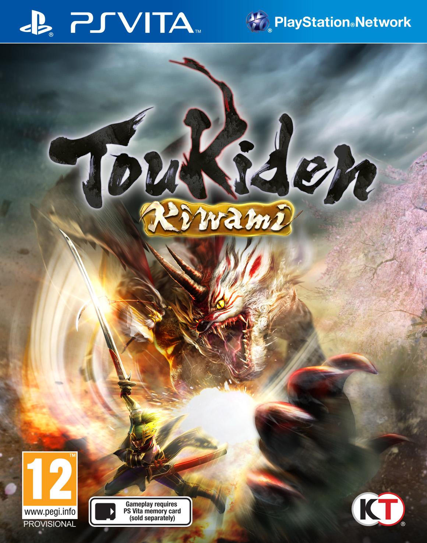 Toukiden Kiwami cover PS Vita EURO