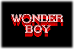 Wonde Boy Logo black