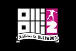 OlliOlli 2 Logo black