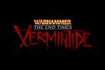 Warhammer End Times Vermintide Logo black
