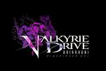 Valkyrie Drive Bhikkhuni Logo black