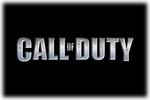 Call of Duty Logo black