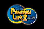Fantasy Life Logo black