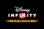 Disney Infinity 3.0 Logo black