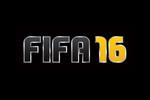 FIFA 16 Logo black