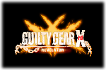 Guilty Gear Xrd Revelator Logo black